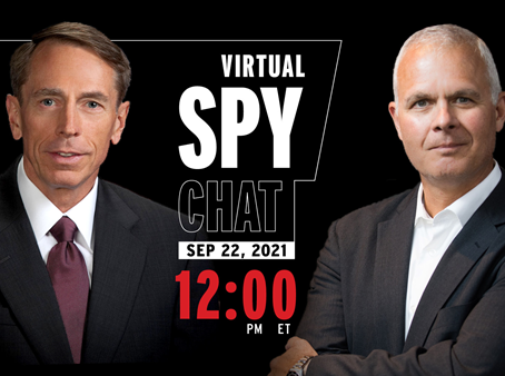 Virtual Spy Chat with Chris Costa