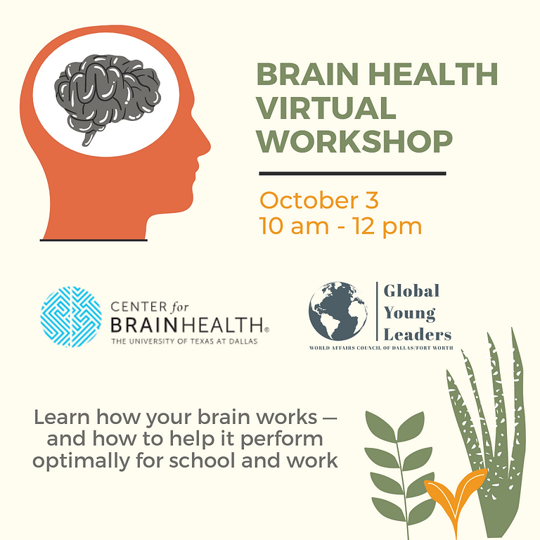 JWAC Leadership Training: Brain Health