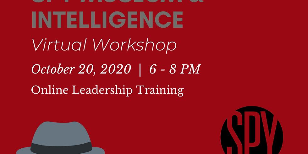 JWAC Leadership: Spy Museum/Intelligence