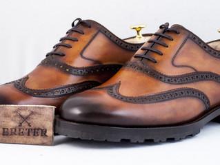 Надежная обувь ручной работы для зимы