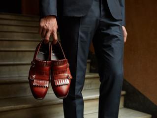 #1 Обувные легенды: Santoni