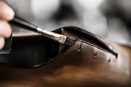Пошив обуви ручной работ по индивидуальной колодке