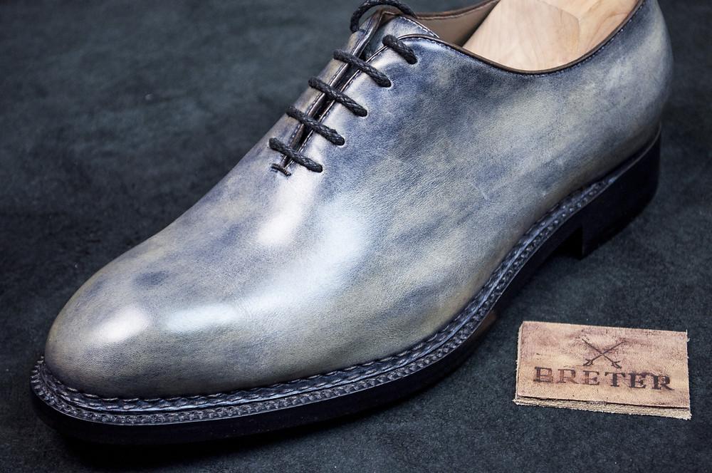 Обувь Breter индивидуальный пошив на заказ.