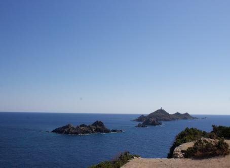 Porto, Cargèse, Ajaccio, Sanguinaries - E que venha o nosso charter!