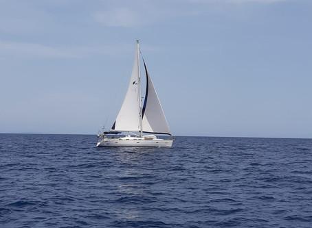 Travessia Hyères - Córsega (Calvi), explorando novos mares!