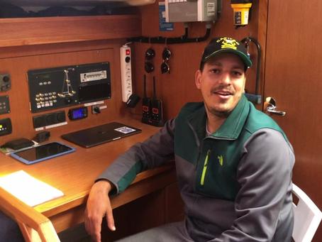 Conheça com detalhes os equipamentos de energia, segurança e comunicações do nosso veleiro