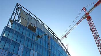 공사중 건물