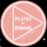 pilates on demand logo
