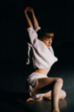 Dance preformance Mari Balangrud