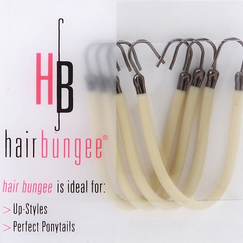 Hair Bungee Silicon - Blonde