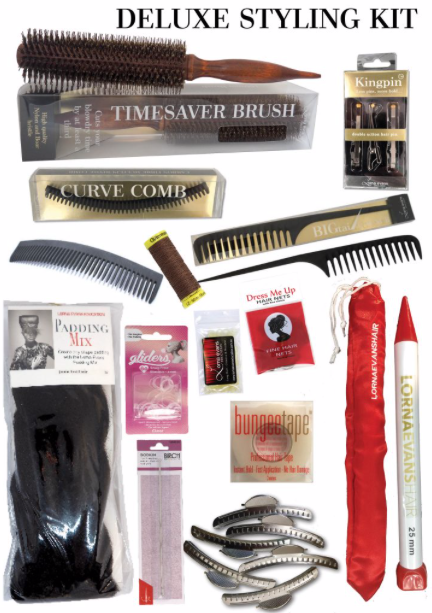 Lorna Evans Education - Deluxe Styling Kit