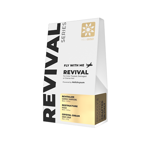 Heli's Gold Revival Series - Fly With Me Kit