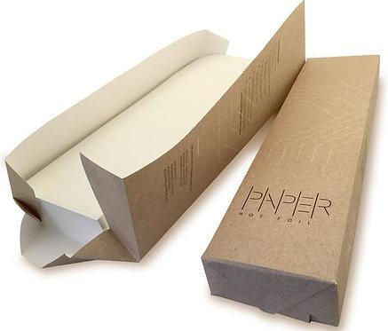 Paper Not Foil - 13cm x 40cm - 500pcs