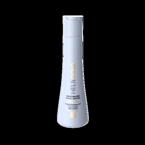 Heli's Gold Revival - Revitalize Shampoo