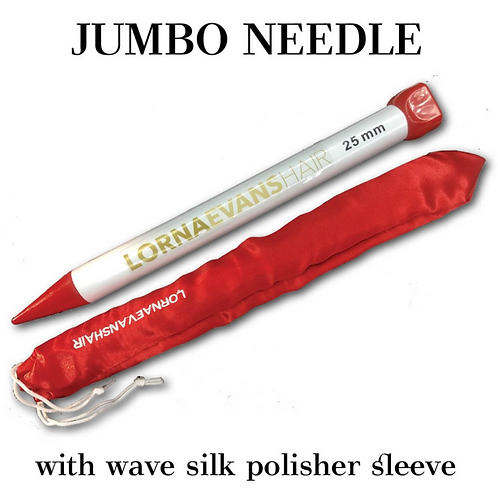 Jumbo Needles & Wave Polisher Sleeve