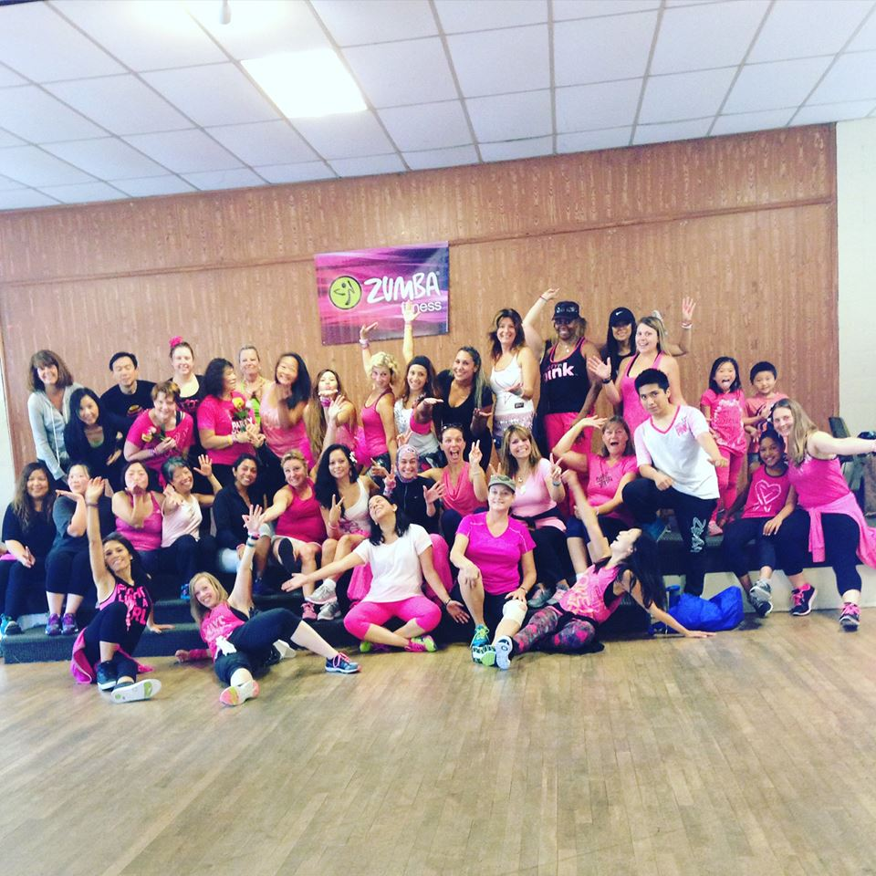 Party in Pink Zumba Fundraiser