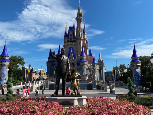 Returning to Disney:  Practically Perfect in Every Way