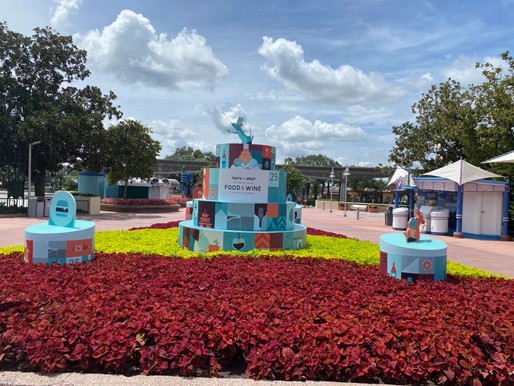 A Taste of EPCOT : Food & Wine Festival 2020