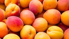 Apricots, Bobby Beans & Pink Fir Apple Potatoes