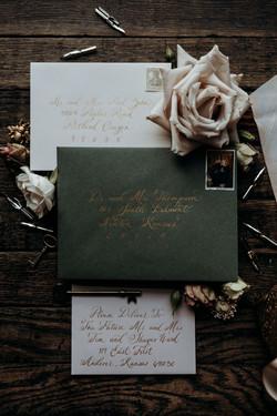 Callig Envelope