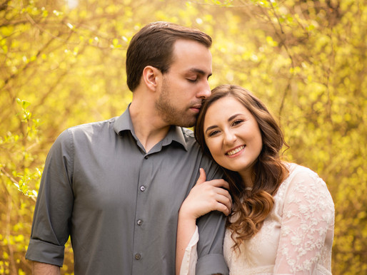 Engagement Session with Travis & Kyla