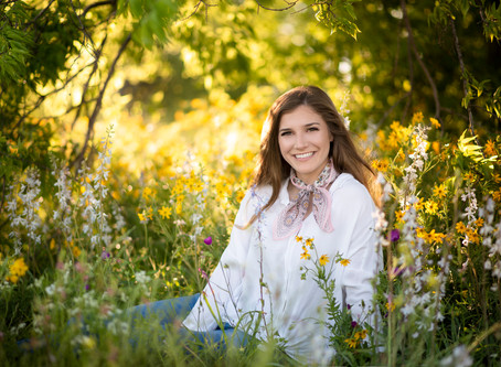 Senior Portrait Session with McKenzie - Part 2
