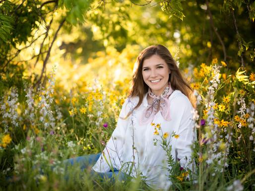 Senior Portrait Session with McKenzie - Part 2