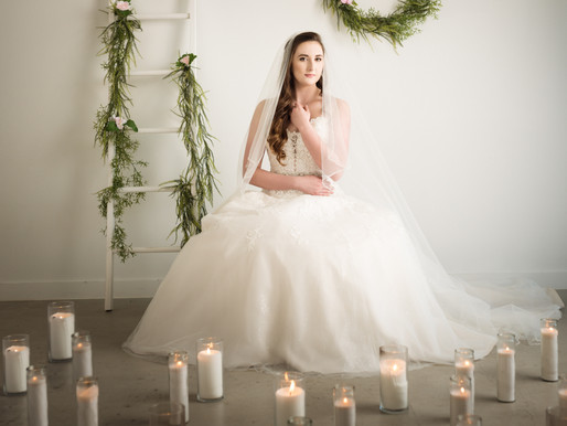 Bridal Session with Kyla!