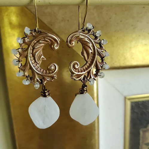 Moonlight Sonata Earrings