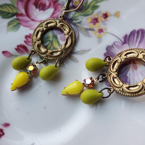 Lemon Tree Very Pretty Earrings