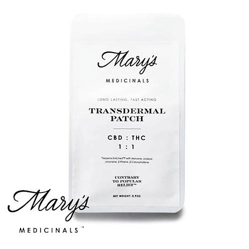 Mary's Medicinals Transdermals