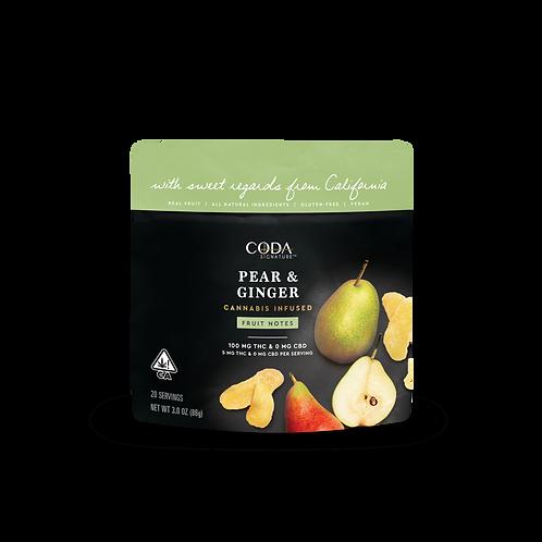 Coda Fruit Notes