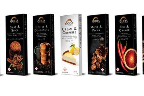 Coda Chocolate Bars