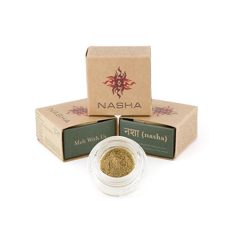 Nasha Green Label Powder Hash: Cherry Pie