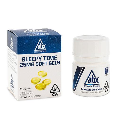 ABX Sleepytime Soft Gels