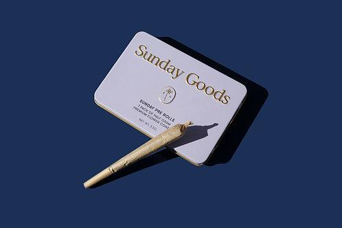 Sundays Goods Prerolls