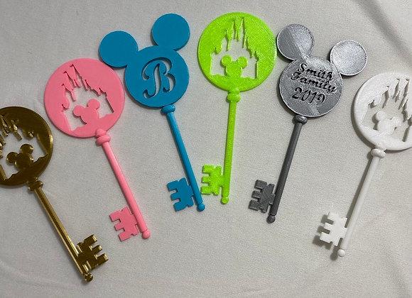 Key to Disney