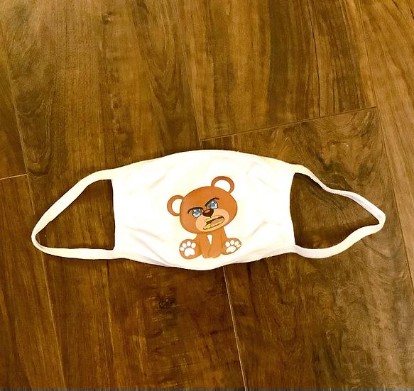 Dirty Jeanz Teddy Mask
