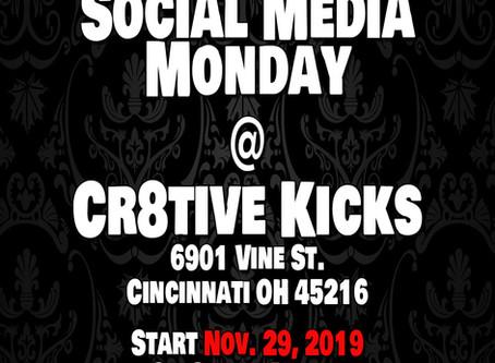 White Friday + Social Media Monday