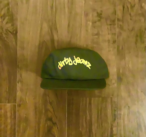 Dirty Jeanz Hat Polo Strap