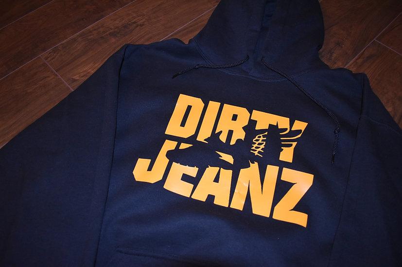 Dirty Jeanz Street Runnerz Hoodie Pullover