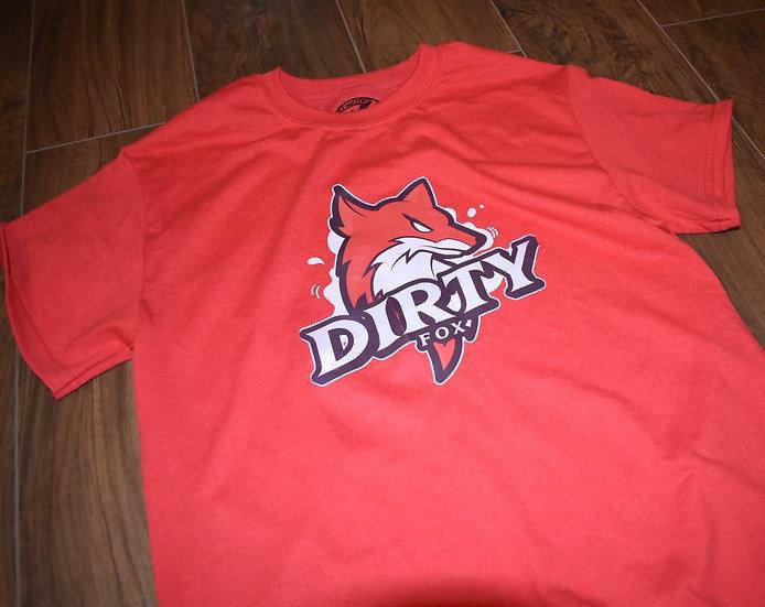 Dirty Fox T Shirt (Unisex)