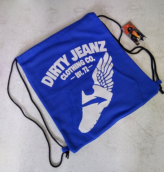 Dirty Jeanz Street Runnerz Hoodie Bag
