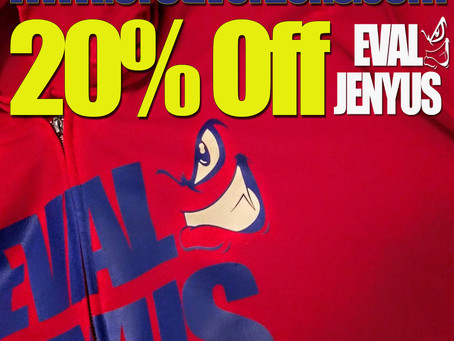 20% Off Eval Jenyus By Dirty Jeanz
