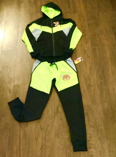 Dirty Jeanz Women Sweat Suit