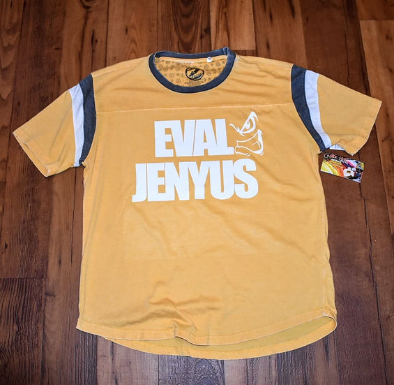 Dirty Jeanz Eval Jenyus Football Shirt
