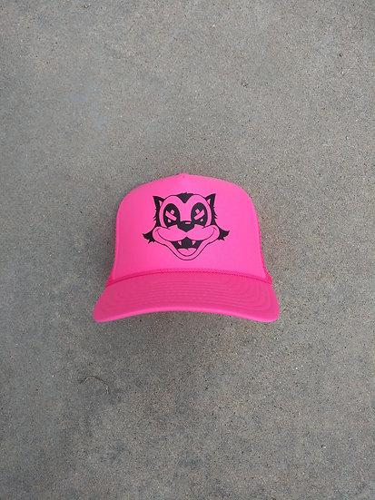 Dirty Jeanz Famous Cat BMX Trucker Hat