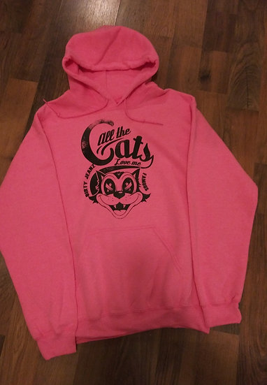 Dirty Jeanz Famous Cat Hoodie