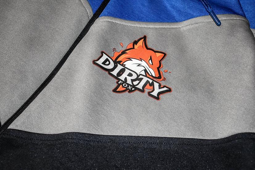 Dirty Fox Hoodie Zip up