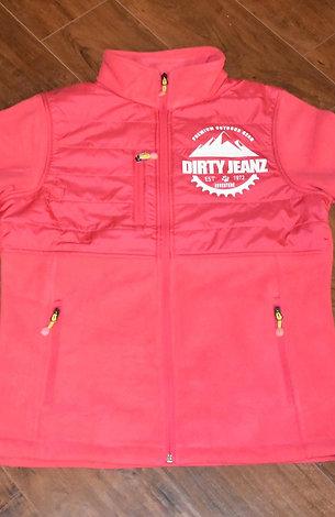 Dirty Jeanz Out Door Fleece Ladies Jacket
